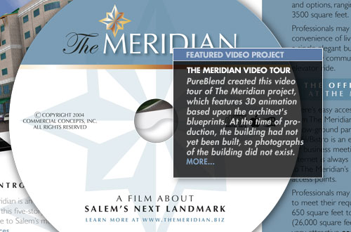 FEATURED VIDEO PROJECT: THE MERIDIAN VIDEO TOUR